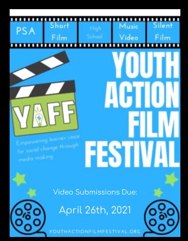 YAFF Flyer 2021